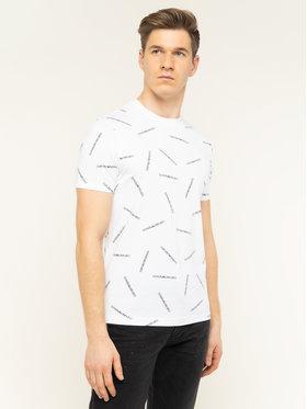 Emporio Armani Emporio Armani T-Shirt 3H1TD7 1J30Z F112 Bílá Regular Fit