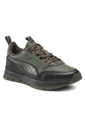Puma Puma Сникърси R78 Trek Lth 383202 03 Зелен