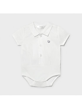 Mayoral Mayoral Body bébé 1701 Blanc