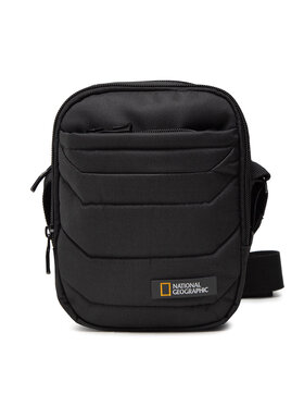 National Geographic National Geographic Geantă crossover Small Utility Bag N00701.06 Negru