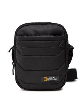National Geographic National Geographic Мъжка чантичка Small Utility Bag N00701.06 Черен