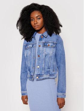 Guess Guess Kurtka jeansowa W1RN25 D4AM1 Niebieski Regular Fit