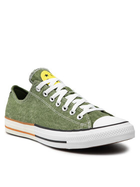Converse Converse Кецове Ctas Ox 167663C Зелен