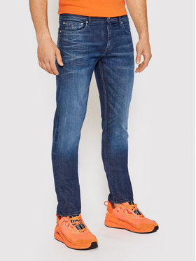 Calvin Klein Jeans Calvin Klein Jeans Farmer J30J317220 Sötétkék Slim Fit
