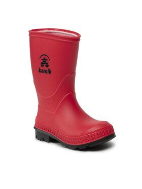 Kamik Kamik Guminiai batai Stomp EK6149 Raudona