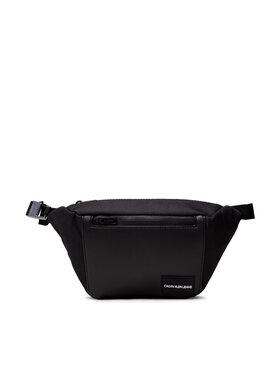 Calvin Klein Jeans Calvin Klein Jeans Чанта за кръст Induatrial Nylon Waistbag K50K507598 Черен