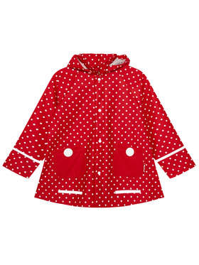 Playshoes Playshoes Giacca impermeabile 408566 D Rosso Regular Fit