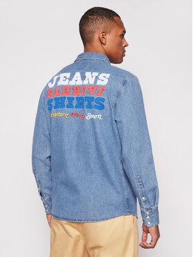 Wrangler Wrangler Marškiniai 27Mw W5MSLW87A Mėlyna Regular Fit