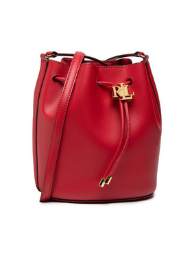 Lauren Ralph Lauren Lauren Ralph Lauren Handtasche Andie Drawstring Bag 431837534003 Rot
