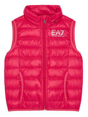 EA7 Emporio Armani EA7 Emporio Armani Gilet 8NBQ01 BN29Z 1406 Rose Regular Fit