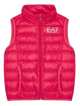 EA7 Emporio Armani EA7 Emporio Armani Mellény 8NBQ01 BN29Z 1406 Rózsaszín Regular Fit