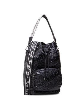 Desigual Desigual Дамска чанта 21SAXA23 Черен