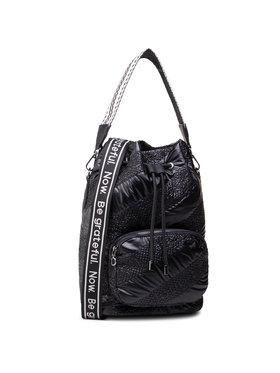 Desigual Desigual Τσάντα 21SAXA23 Μαύρο
