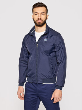 North Sails North Sails Prechodná bunda Sailor 2.0 602773 Tmavomodrá Regular Fit