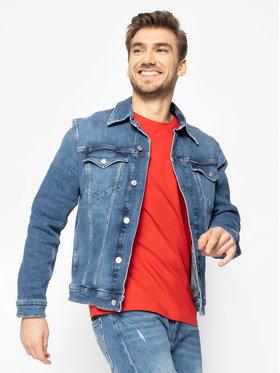 Calvin Klein Jeans Calvin Klein Jeans Giacca di jeans Foundation J30J312822 Blu scuro Regular Fit