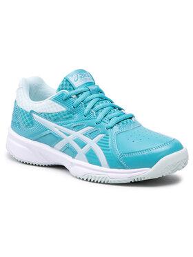 Asics Asics Взуття Court Slide Clay 1042A031 Голубий
