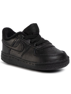 Nike Nike Chaussures Force 1 Crib (CB) CK2201 001 Noir