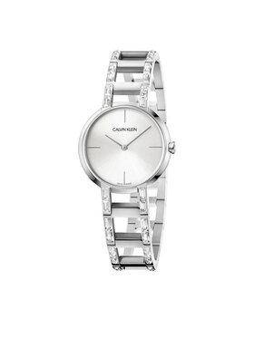 Calvin Klein Calvin Klein Uhr Lady K8NY3TK6 Silberfarben