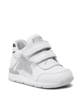 Naturino Naturino Sneakersy Falcotto By Naturino New Ferdi V 0012015873.01.0N01 Bílá