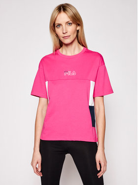 Fila Fila T-shirt Jaelle 683293 Rose Regular Fit
