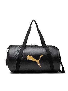 Puma Puma Сак At Ess Barrel Bag Moto Pack 078640 01 Черен