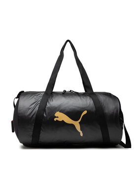 Puma Puma Σάκος At Ess Barrel Bag Moto Pack 078640 01 Μαύρο
