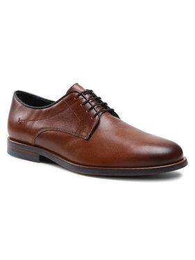Geox Geox Κλειστά παπούτσια U Bayle B U927CB 00047 C6003 Καφέ