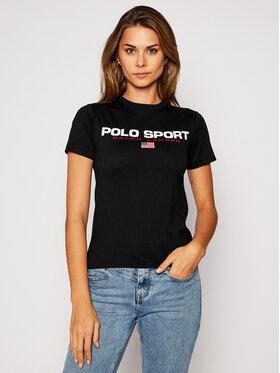 Polo Ralph Lauren Polo Ralph Lauren T-Shirt 323795487008 Schwarz Regular Fit