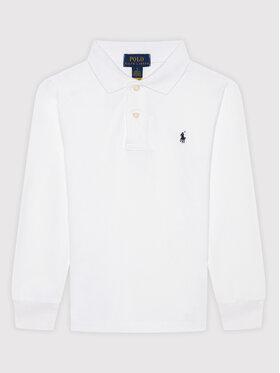 Polo Ralph Lauren Polo Ralph Lauren Polo marškinėliai 322703634013 Balta Regular Fit