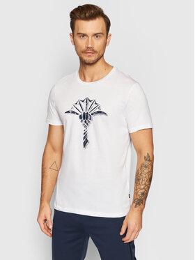 JOOP! JOOP! T-shirt 17 JJ-01Alerio-2 30028304 Blanc Regular Fit