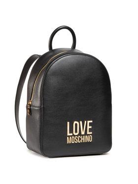 LOVE MOSCHINO LOVE MOSCHINO Rucksack JC4109PP1CLJ000A Schwarz
