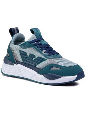 Emporio Armani Emporio Armani Sneakers X3X126 XM521 N189 Verde