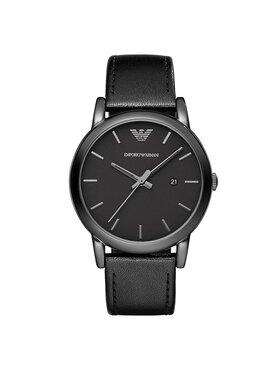 Emporio Armani Emporio Armani Часовник Luigi AR1732 Черен