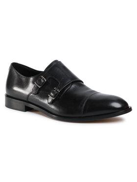 Geox Geox Обувки U Saymore E U825LE 00043 C9999 Черен