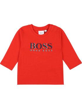 Boss Blúzka J05739 M Červená Regular Fit