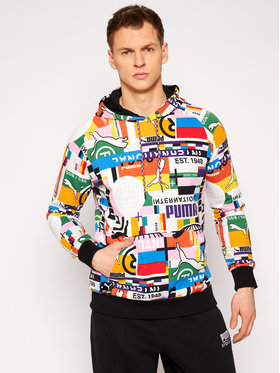 Puma Puma Sweatshirt Puma International 530737 Multicolore Regular Fit