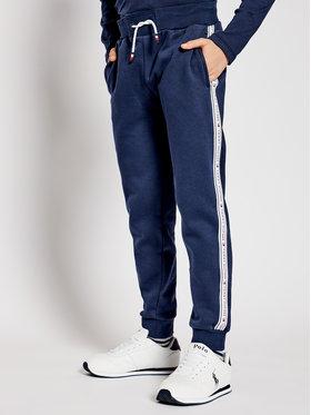 Tommy Hilfiger Tommy Hilfiger Παντελόνι φόρμας Tape KB0KB06170 Σκούρο μπλε Regular Fit