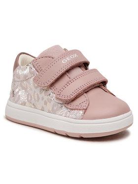 Geox Geox Sneakersy B Biglia G. C B044CC 0MA85 C8172 Różowy
