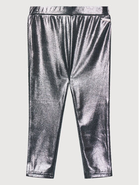 Guess Guess Leggings K1BB05 KAVD0 Argento Slim Fit
