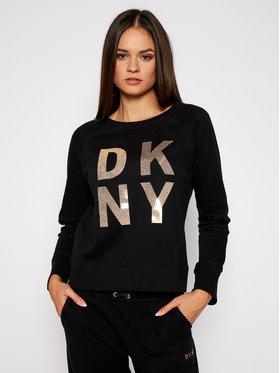 DKNY Sport DKNY Sport Sweatshirt DP0T7975 Schwarz Regular Fit