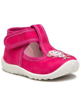 Superfit Superfit Papuci de casă 1-009252-5000 Roz