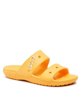 Crocs Crocs Шльопанці Classic Crocs Sandal 206761 Оранжевий