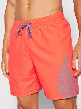 Nike Nike Plavecké šortky NESSA521633 Ružová