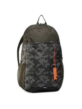 Puma Puma Σακίδιο Style Backpack 076703 07 Πράσινο