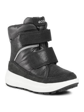 ECCO ECCO Śniegowce Solice K GORE-TEX 78072205001 Czarny