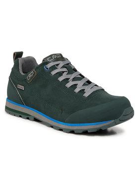 CMP CMP Turistiniai batai Elettra Low Hiking Shoe Wp 38Q4617 Žalia