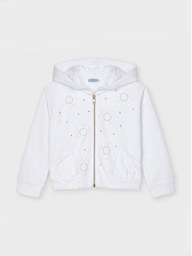 Mayoral Mayoral Sweatshirt 3481 Weiß Regular Fit
