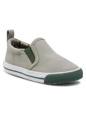 Reima Reima Sneakers aus Stoff Ashe 569372 Grün