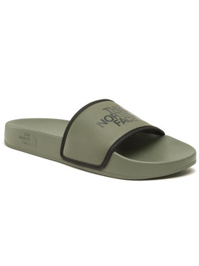 The North Face The North Face Чехли Base Camp Slide III NF0A4T2RBQW Зелен