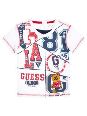Guess Guess T-Shirt N1RI20 K8HM0 Kolorowy Regular Fit